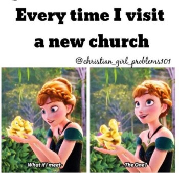 new church